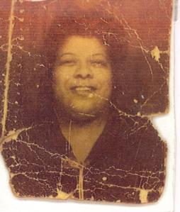 Original photo of paternal grandmother
